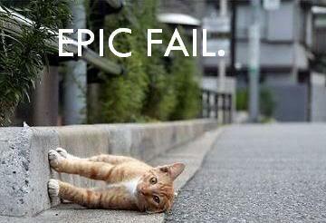 Fail! Epic