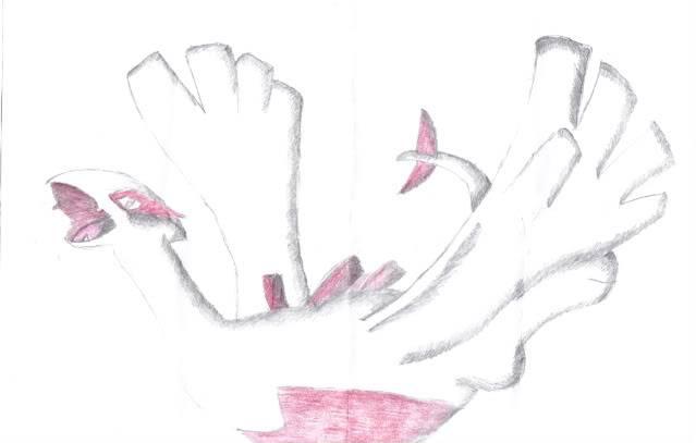 Ryans art work (again) Lugia