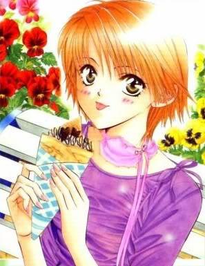 Ficha de Anzai Miharu: Personaje Nº 3 Kyoko