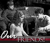 Registro de Prefectos de Hogwarts ~# Friends