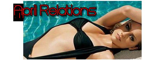 • April's Relation • (construcción) Relations