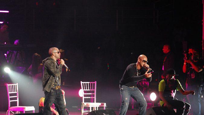 Concierto de Wisin y Yandel @ Arena del Cibao Rep Dom.13/03/09 Wy001
