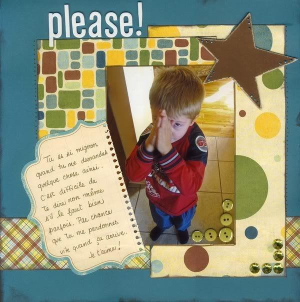 20 février 2008- Please ! Please