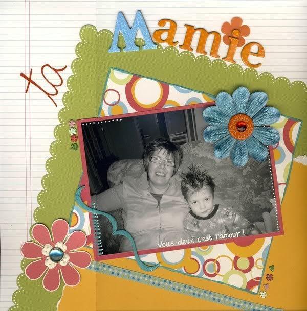 5 mars----------------2 nouvelles pages :) Tamamie