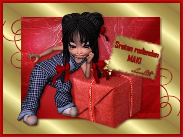 Maki srecan rodjendan Maki