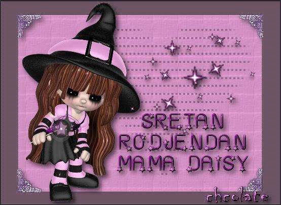 mama_daisy srecan rodjendanko Daisy