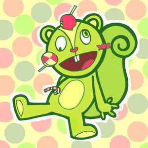 Nutty~ Sweet Frikiland Nutty___Happy_Tree_Friends_by_Aki_H