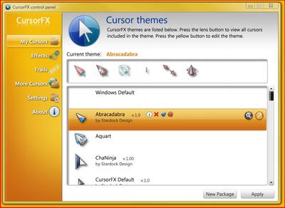 CursorFX v2.0 CursorFXv20