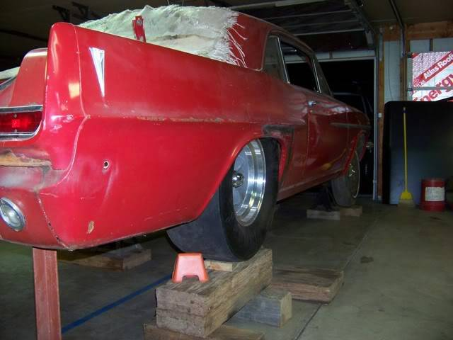 63 LeMans / Project 10.5 Tin Indian progress pics 069