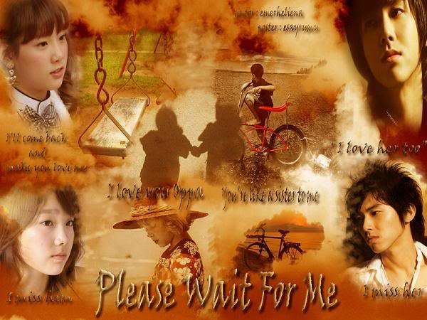 [COMPLETE/G/YUN] PLEASE WAIT FOR ME PWFMPoster1