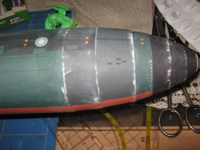 Atom-Uboot Los Angeles in 1:144 Ub15