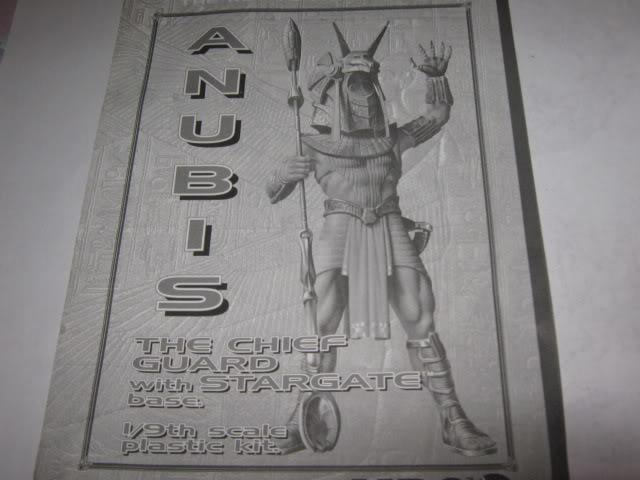 Anubiskrieger von MRC im Maßstab 1:9 Anubis1