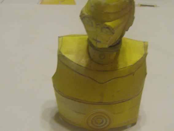 der Goldjunge C3PO C3po8