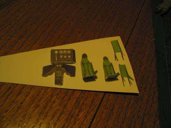 Flugscheibe 1:33 Eigenbau Flgelrad4