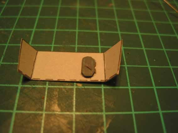Baustopp!!!Graf Zeppelin von GPM 1:200 Graf105
