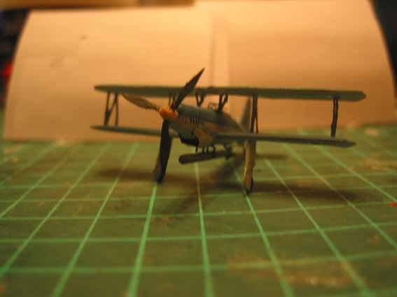 Baustopp!!!Graf Zeppelin von GPM 1:200 Graf121