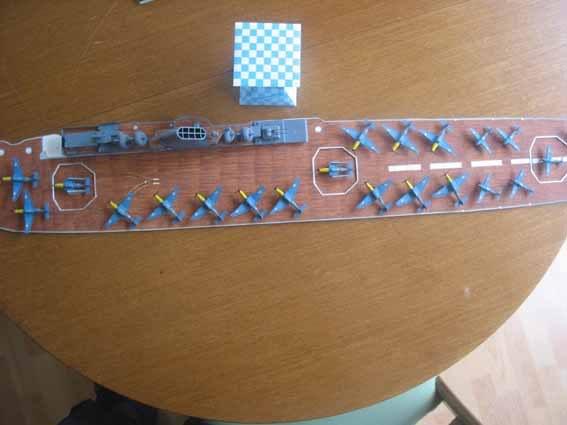 Baustopp!!!Graf Zeppelin von GPM 1:200 - Seite 2 Graf132