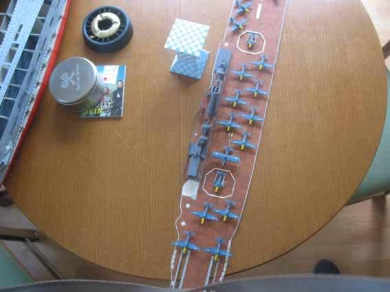 Baustopp!!!Graf Zeppelin von GPM 1:200 - Seite 2 Graf136