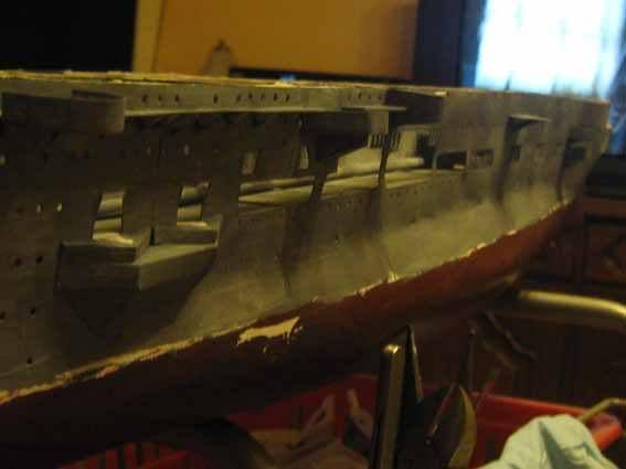 Baustopp!!!Graf Zeppelin von GPM 1:200 - Seite 2 Graf140