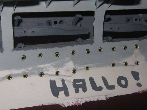 Baustopp!!!Graf Zeppelin von GPM 1:200 - Seite 2 Graf146