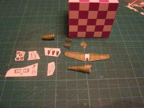 Baustopp!!!Graf Zeppelin von GPM 1:200 Graf25