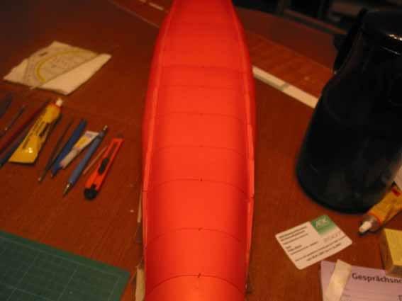Baustopp!!!Graf Zeppelin von GPM 1:200 Graf30