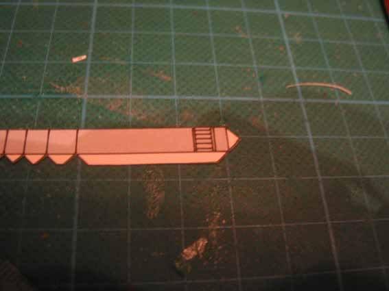 Baustopp!!!Graf Zeppelin von GPM 1:200 Graf39