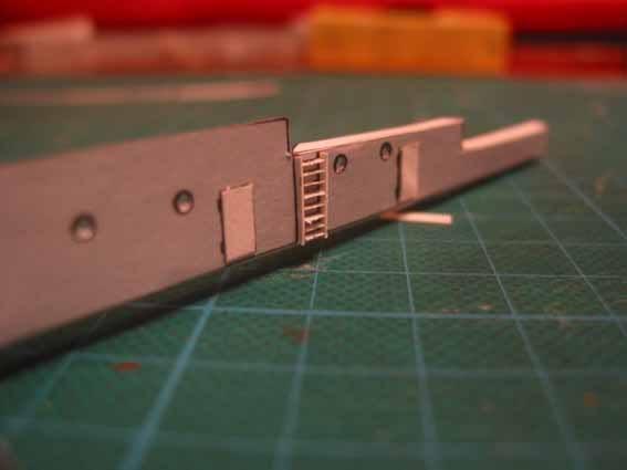 Baustopp!!!Graf Zeppelin von GPM 1:200 Graf40