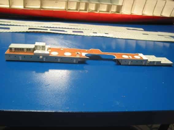 Baustopp!!!Graf Zeppelin von GPM 1:200 Graf42