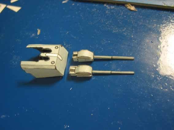 Baustopp!!!Graf Zeppelin von GPM 1:200 Graf53
