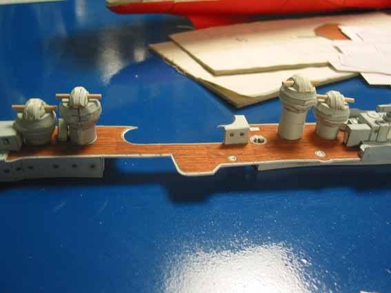 Baustopp!!!Graf Zeppelin von GPM 1:200 Graf54