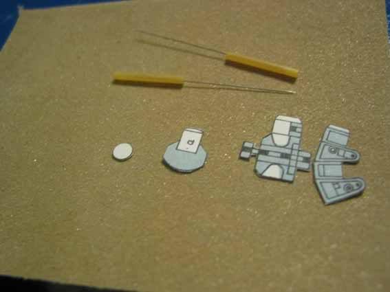 Baustopp!!!Graf Zeppelin von GPM 1:200 Graf55