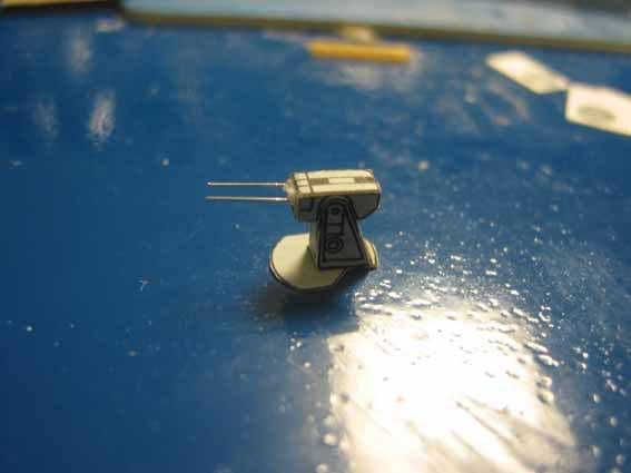 Baustopp!!!Graf Zeppelin von GPM 1:200 Graf56