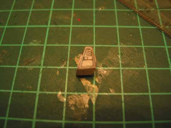 Baustopp!!!Graf Zeppelin von GPM 1:200 Graf66