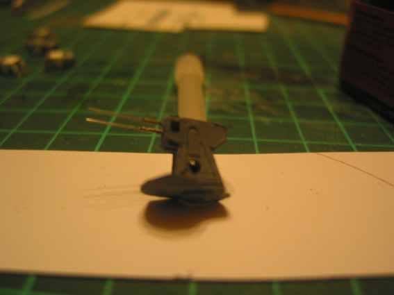 Baustopp!!!Graf Zeppelin von GPM 1:200 Graf68