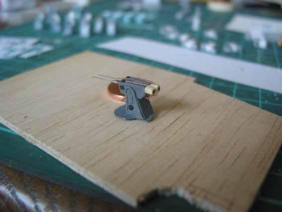 Baustopp!!!Graf Zeppelin von GPM 1:200 Graf70