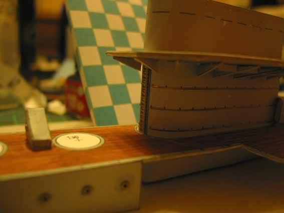 Baustopp!!!Graf Zeppelin von GPM 1:200 Graf88