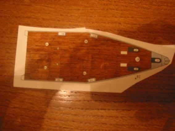 Baustopp!!!Graf Zeppelin von GPM 1:200 Graf9