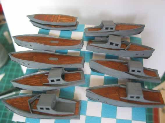 Baustopp!!!Graf Zeppelin von GPM 1:200 Graf91