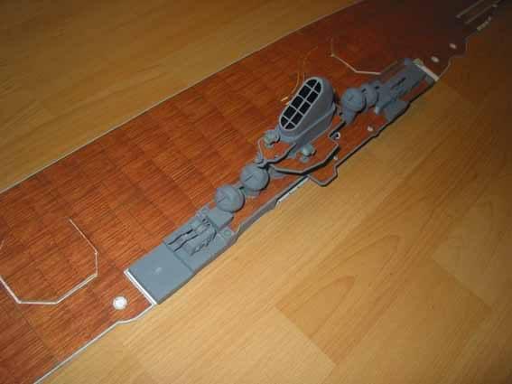 Baustopp!!!Graf Zeppelin von GPM 1:200 Graf95
