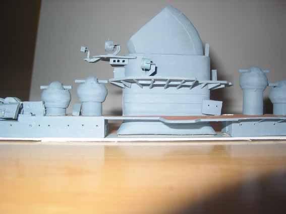 Baustopp!!!Graf Zeppelin von GPM 1:200 Graf96
