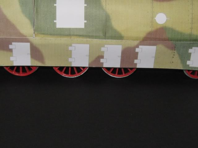 Panzerzug etwa 1:35 Panzerzug6