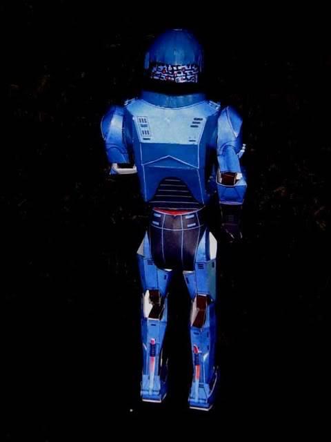 Roboersatz RC4