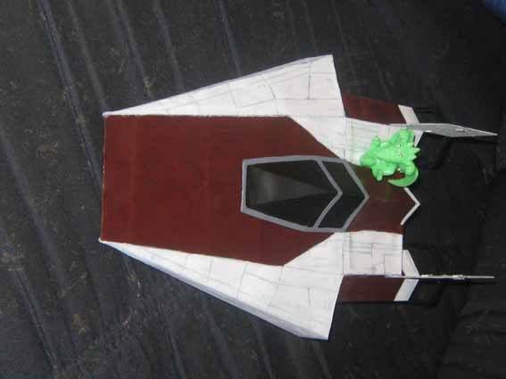 meine Version von einem A-wing Awing8