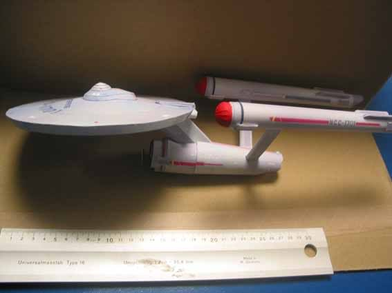 USS Enterprise 1701 Ent1