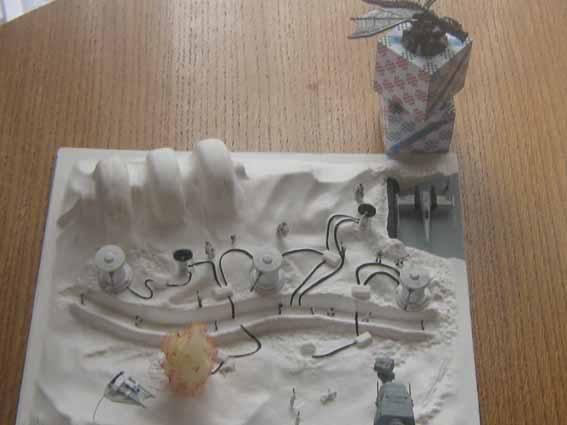 Schlacht auf dem Eisplaneten Ep14