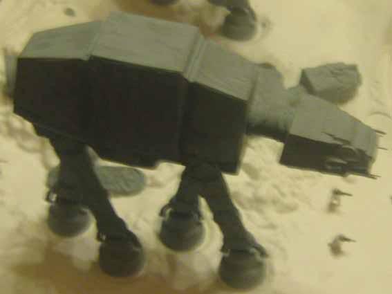 Schlacht auf dem Eisplaneten Ep3