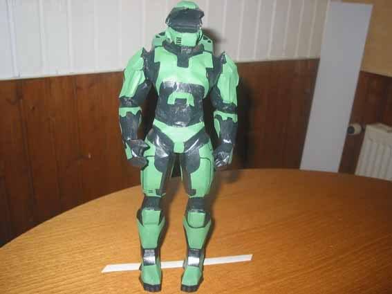 Kampfanzug aus Halo (Videospiel) Halo10