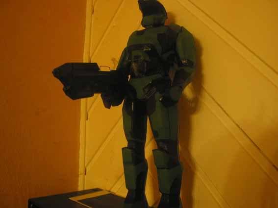 Kampfanzug aus Halo (Videospiel) Halo18