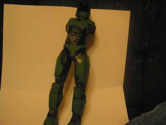 Kampfanzug aus Halo (Videospiel) Halo8